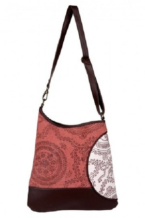 peach Rajrang bag