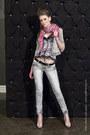 Charcoal-gray-vero-moda-jeans-charcoal-gray-bershka-jacket