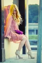 pink TFNC LONDON dress