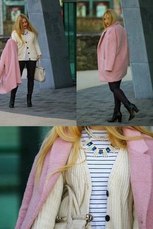 bubble gum Primark coat