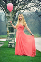 peach msdressycom dress