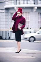 Choies sweater - Zara bag - Christian Louboutin pumps