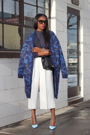Tom Ford sunglasses - Need Supply pants - Manolo Blahnik heels