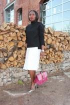 Bag bag - Skirt iphone case - Top top - heels heels