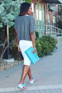 Tennis-shoes-dress-dress-tee-shirt-bag-bag