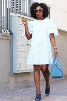 Givenchy bag - Vince Camuto shoes - asos dress - Urban Outfitters sunglasses