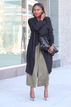 Need Supply jacket - balenciaga bag - asos pants - Manolo Blahnik heels