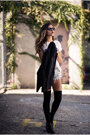 Zara socks - Marc Jacobs t-shirt