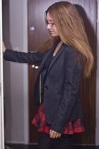 H&M blazer - Cubus skirt