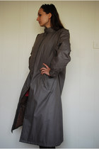 Heather Gray Canda Coats
