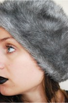 Faux Fur Unknown Hats