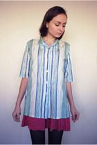 Sky-blue-finn-karelia-shirt