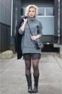 Black-sendra-boots-black-boohoo-dress-black-asos-coat