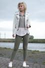 White-brogues-flats-omoda-shoes-white-mango-jacket