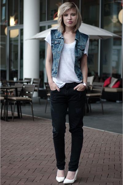 Perfect Grey Pants Blue Blazer Women  Elegant Black Grey Pants Blue Blazer Women Inspirational ...