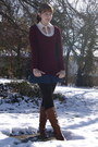Cream-modcloth-blouse-crimson-delias-sweater-navy-urban-outfitters-skirt-d