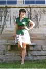 Pink-accessories-white-cactus-flower-dress-green-modcloth-belt-green-forev