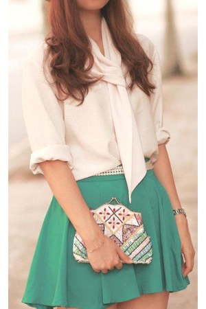 shirt - purse