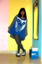 imperial t-shirt - OKBT Gallery shirt - Pantyhose tights - Korean shoes
