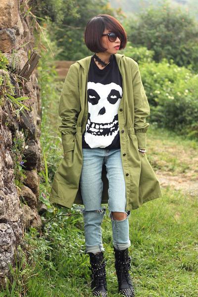 sammydress shoes - scupthingcom jacket