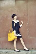 Prada bag - unbranded dress
