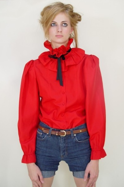 Iron And Blouse Styles | iron and blouse styles