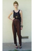 brown JFW CONTEMPORARY COLLECTION pants