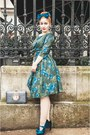 Green-1950s-dress-from-beyond-retro-dress-blue-1950s-wicker-bag-from-etsy-bag