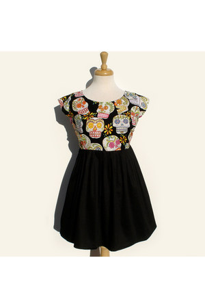 rockabilly Hemet dress