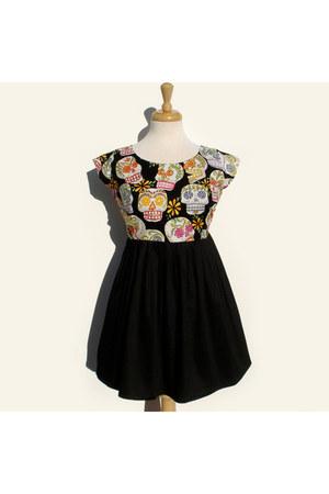rockabilly Hemet dress