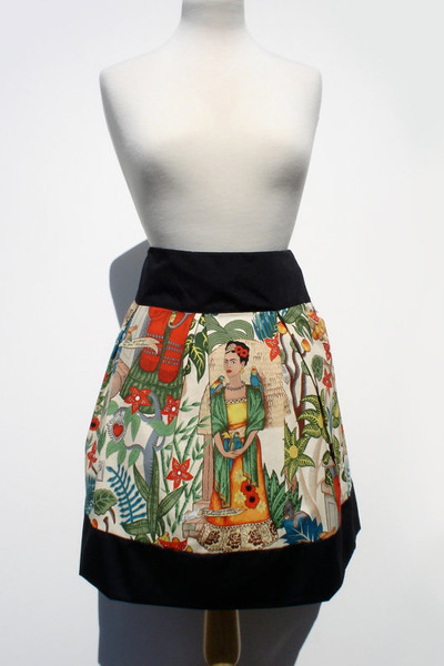 cotton Hemet skirt