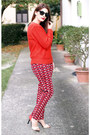 Petit-bateau-sweater-viviela-london-sandals