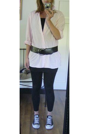 pink Diesel blouse