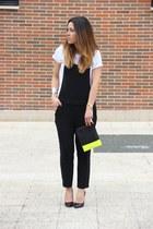 Zara bodysuit - Zara heels
