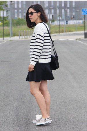Mango sweater - Zara skirt