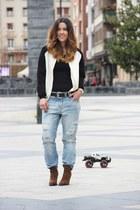 Primark jacket - Zara boots