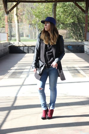 H&M hat - Primark heels