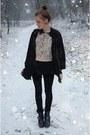 Black-wholesale-dress-shoes-black-h-m-leggings-h-m-blouse-h-m-jacket