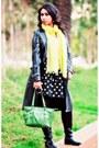 Diana-ferrari-boots-trench-lipsy-coat-sportsgirl-scarf-dotti-skirt