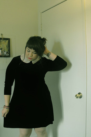 6 thrifted dress