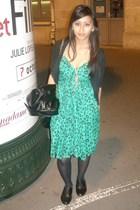 H&M dress - Claires - etam shoes