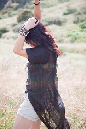 gray Rouge  Noir t-shirt