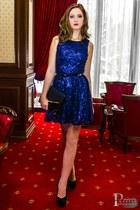 new look dress - new look bag - new look heels