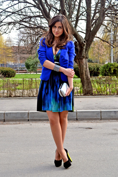 H&m Blazer Bsb Dress H&m