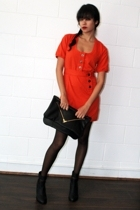 Sophomore dress - Deadly Ponies accessories - Colonia Madness x Urban Outfitters