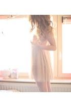 lace Primark dress