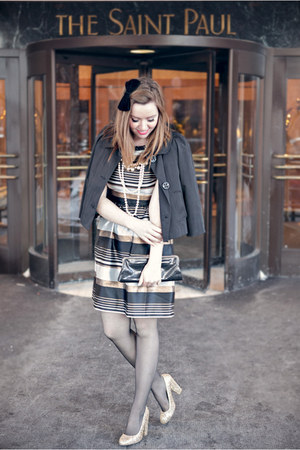 striped Ivy & Blu dress