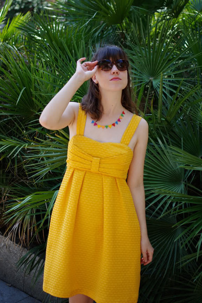 Yellow See by Chloe Dress