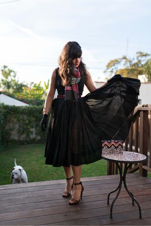 Zara bag - Miu Miu heels