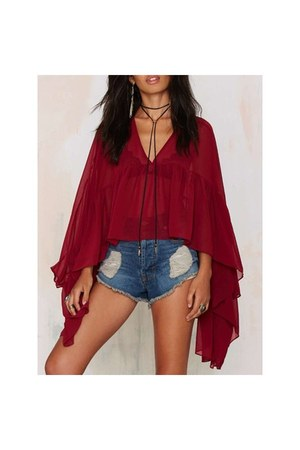 boutique blouse
